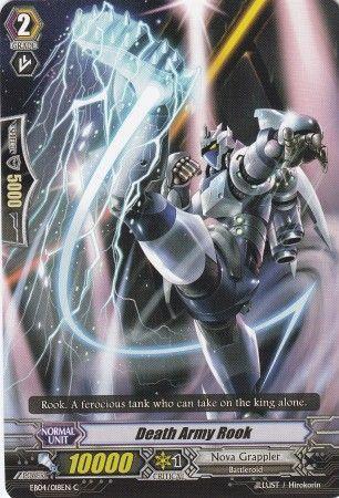EB04/018EN (C) Death Army Rook