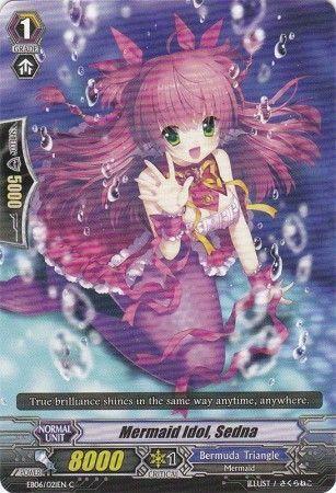 EB06/021EN (C) Mermaid Idol, Sedna