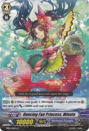 EB06/016EN (C) Dancing Fan Princess, Minato