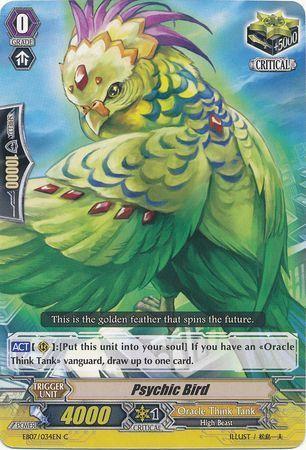 EB07/034EN (C) Psychic Bird