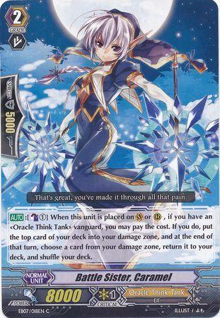 EB07/018EN (C) Battle Sister, Caramel