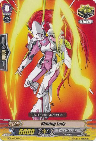 EB08/030EN (C) Shining Lady