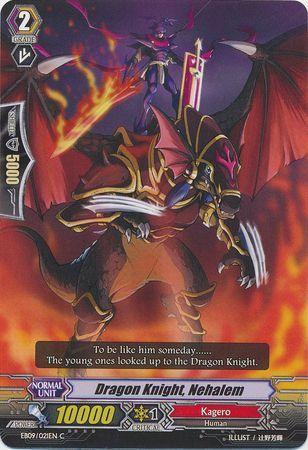EB09/021EN (C) Dragon Knight, Nehalem