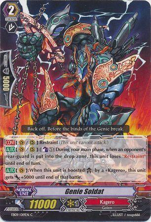 EB09/019EN (C) Genie Soldat