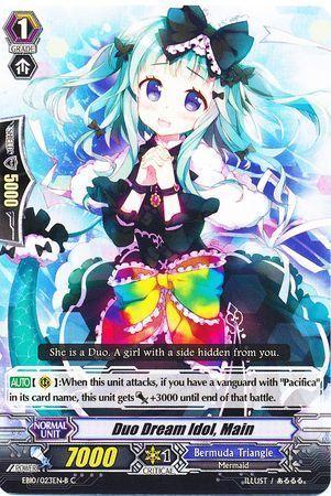 EB10/023EN B (C) Duo Dream Idol, Main