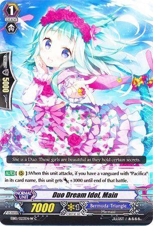 EB10/023EN-W (C) Duo Dream Idol, Main