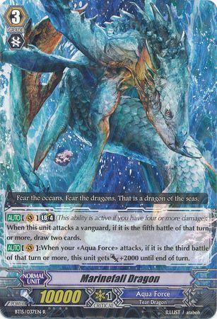 BT15/037EN (R) Marinefall Dragon