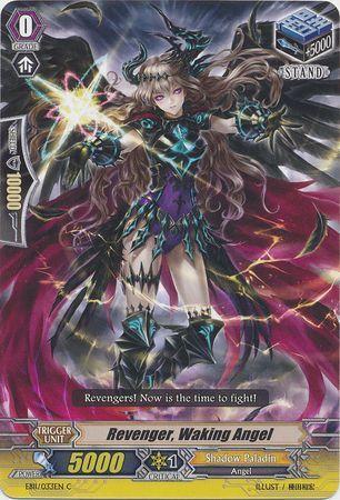 EB11/033EN (C) Revenger, Waking Angel