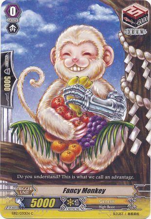 EB12/030EN (C) Fancy Monkey