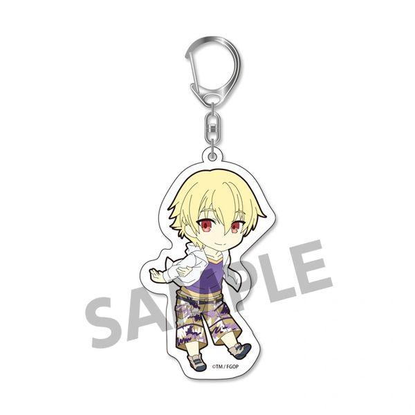 "Pikuriru! Trading Acrylic Key Holder Vol.3 ""Fate/Grand Order (Kid Gil)"" by Hobby Stock"