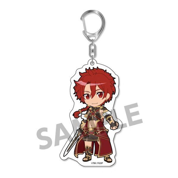 "Pikuriru! Trading Acrylic Key Holder ""Fate/Grand Order (Alexander)"" by Hobby Stock"