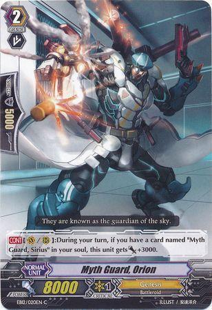 EB12/020EN (C) Myth Guard, Orion