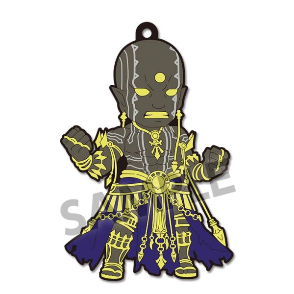 "Pikuriru! Trading Strap ""Fate/EXTELLA LINK (Darius III)"" by Hobby Stock"