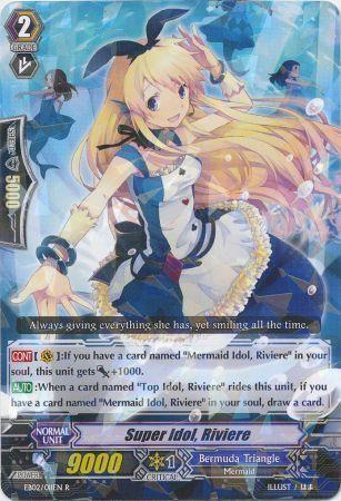 EB02/011EN (R) Super Idol, Riviere