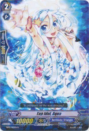 EB02/010EN (R) Top Idol, Aqua
