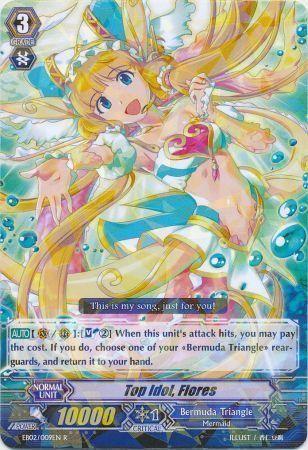 EB02/009EN (R) Top Idol, Flores