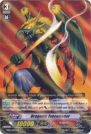 EB03/017EN (R) Dragonic Executioner