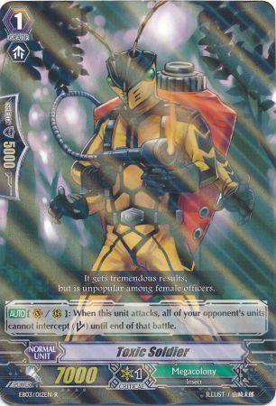 EB03/012EN (R) Toxic Soldier