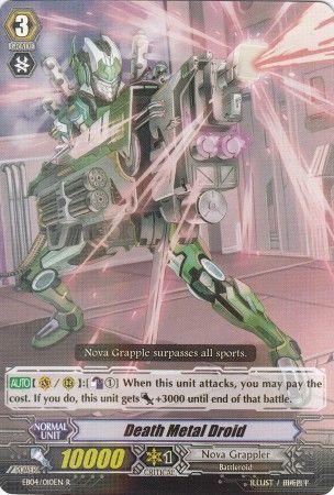 EB04/010EN (R) Death Metal Droid