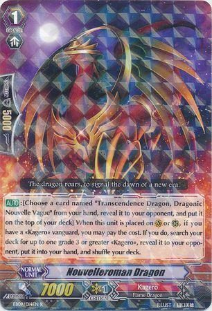 EB09/014EN (R) Nouvelleroman Dragon