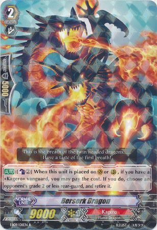 EB09/011EN (R) Berserk Dragon