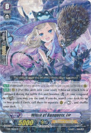 EB11/016EN (R) Witch of Banquets, Lir