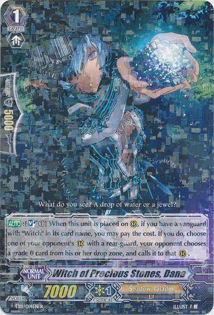 EB11/014EN (R) Witch of Precious Stones, Dana