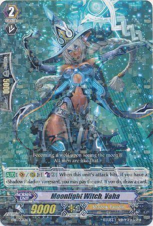EB11/012EN (R) Moonlight Witch, Vaha