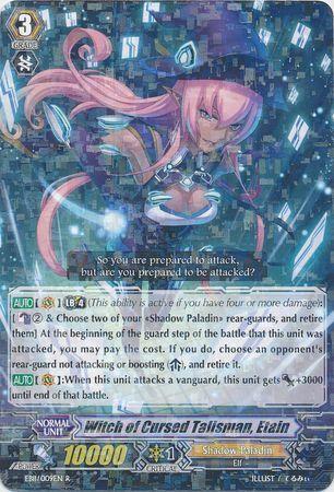EB11/009EN (R) Witch of Cursed Talisman, Etain