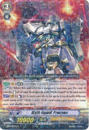 EB12/010EN (R) Myth Guard, Procyon