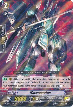 G-BT01/037EN (R) Masuraoraizer