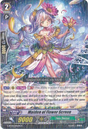 G-BT04/042EN (R) Maiden of Flower Screen