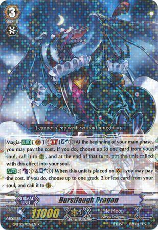 G-BT05/036EN (R) Burstlaugh Dragon