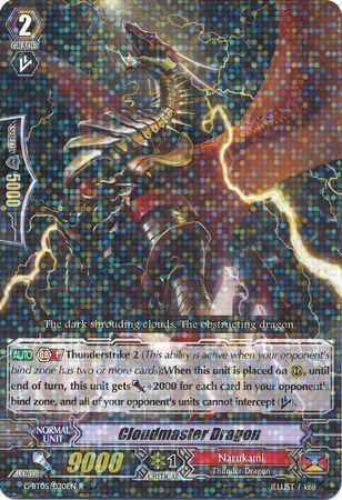 G-BT05/030EN (R) Cloudmaster Dragon