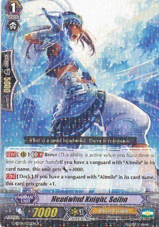 G-BT06/025EN (R) Headwind Knight, Selim