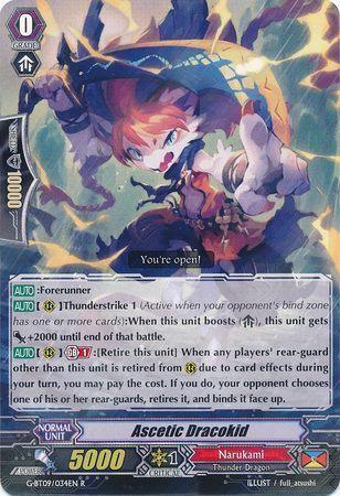 G-BT09/034EN (R) Ascetic Dracokid