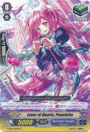 G-CB01/040EN (C) Lover of Hearts, Penelotta