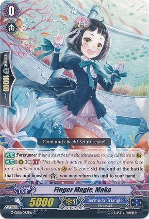 G-CB01/036EN (C) Finger Magic, Mako