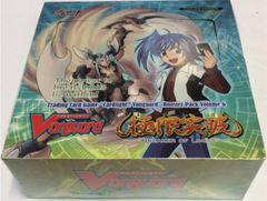 """Cardfight Vanguard Booster Box """"Breaker of Limits VGE-BT06""""by Bushiroad"""