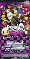 """Weiss Schwarz Japanese EX Booster Box """"Persona Q"""""""