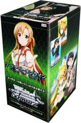 """Weiss Schwarz Japanese Booster Box """"Sword Art Online"""" Vol.2 by Bushiroad"""