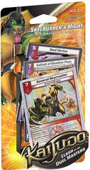 "Kaijudo Clash of the Duel Masters ""Skycrusher's Might"" Competitive Deck"
