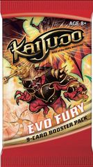 "Kaijudo ""Evo Fury"" Booster Pack"