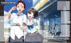 "Weiss Schwarz Fabric Mat ""Robotics; Notes"" by Bushiroad"
