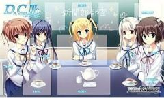 "Weiss Schwarz Fabric Mat Collection ""D.C.III -Da Capo III-"" by Bushiroad"