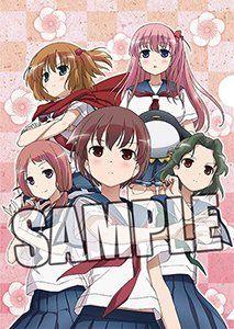 "Clear File ""Saki Zenkoku-hen"" 2 Set by Broccoli"