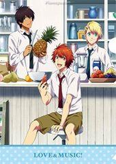"Clear File 3 Set ""Uta no Prince-sama Maji Love 2000%"" by Broccoli"