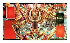 "Cardfight Vanguard G Rubber Mat ""Generation Stride (Interdimensional Dragon, Chronoscommand Dragon"" by Bushiroad"
