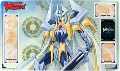 "Cardfight Vanguard Rubber Mat ""Liberator of the Round Table, Alfred"" by Bushiroad"