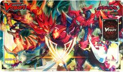 "Cardfight Vanguard Rubber Mat ""Blazing Perdition Ver.E"" by Bushiroad"